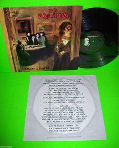 THE BOLSHOI LINDY's PARTY VINTAGE 1987 POST PUNK VINYL LP w/ ORIG INNER SLEEVE #GothicDarkwave #TheBolshoi