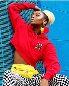 Little Red Courvette. Afo life Andro living. via @dvnnihazell Photographed by @pamcreative ------ #AfroAndro / #Afrocentric / #Androgynous / #Style / #AndrogynousStyle / #StylishWomen / #StylishMen / #ThisAndrogynousLife / #WhatIWore /#AndrogynousFashion / #ProudlyAndrogynous / #Slay / #Dapper / #StyleDiary / #StyleInspired / #OurAndrogynousLife / #Stylish / #StyleBlog