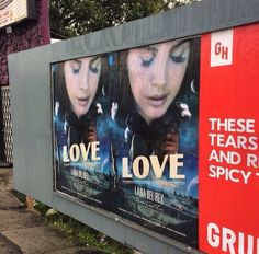 Lana Del Rey Teases New Release Via Posters In LA  Lana Del Rey's last album Honeymoon came out in September 2015 so we're just about due for some new music from the pop star. And it looks like she'll be delivering soon: Billboards have started popping up around Los Angeles as a LDR fan account points out advertising a new project called Love t...