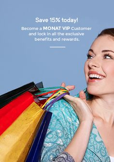 There is so many wonderful benefits to being a MONAT VIP Customer. Visit my website and learn how easy it is to get started! http://heidirenee.mymonat.com/