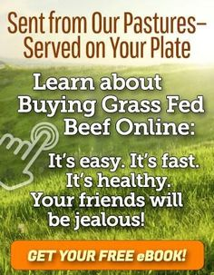 Learn about buying grass fed beef online- eBook