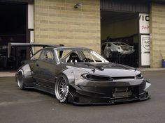 Brill Steel Motorsports Nissan S14 Silvia