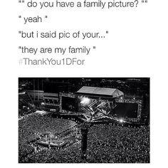 I Love my 1D family :) xx