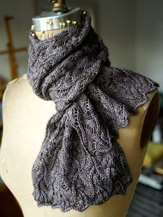 Knit Spot  |  Sparrow Song scarf and/or cowl pattern. love this but pattern is $7.