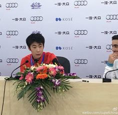 Boyang Jin(China) : Cup of China 2015