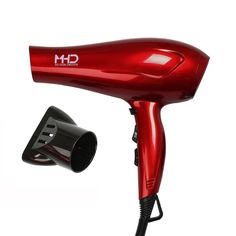 MHD Tourmaline Titanium Lightweight Blow Hair Dryer with 2 Speed and 3 Heat Settings, Red *** This is an Amazon Affiliate link. Check out the image by visiting the link.