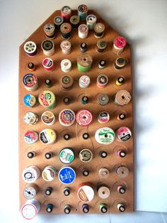 Vintage thread holder