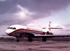 Iberia Caravelle