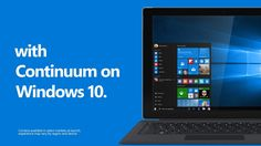 10 Reasons to Upgrade to Windows CONTINUUM. - 10 Reasons to Upgrade to Windows CONTINUUMTouch when you want to, type when you need to. Continuum on Windows 10 optimizes your experience for your activity, device and display, so you can do your. Microsoft Windows 10, Braille, Upgrade To Windows 10, Antivirus Protection, News Website, Software Apps, Cyber Attack, Windows Operating Systems, Security Service