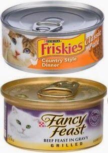 Petco Free Friskies Or Fancy Feast Cat Food Coupon Cat Food Coupons Fancy Feast Cat Food Friskies