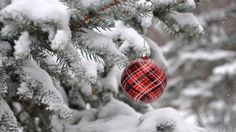 winter ball decoration iphone7 hd wallpaper download