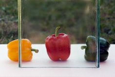 Pilkington Profilit™ Clear - profiled glass without any texture.