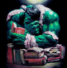 hulk hyde by ~libre-comme-lart on deviantART Hulk Marvel, Marvel Comics, Marvel Art, Marvel Heroes, Hulk Hulk, Batman Spiderman, Hulk Avengers, Comic Book Characters, Marvel Characters