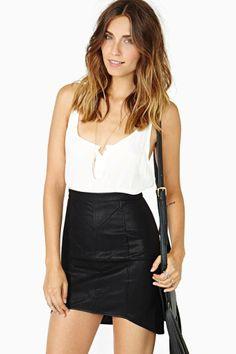 Shape The Night Skirt at Nasty Gal