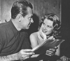 Grace Kelly with William Holden