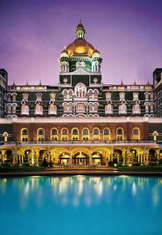 The Taj Mahal Palace, Mumbai, India (© Taj Hotels Resorts & Palaces)