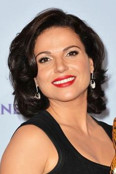 Lana Parrilla - so jealous of her hair!!