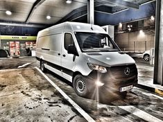 Neuer Sprinter ExtraLang ab sofort im Einsatz Mercedes Sprinter, Sprinter Van, Ab Sofort, Vans, Vehicles, Van, Vehicle, Tools