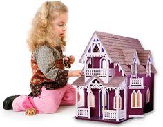 Number 7: Greenleaf Doll Houses