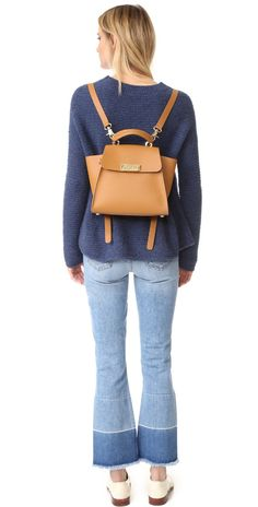 ZAC Zac Posen Eatha Iconic Convertible Backpack   SHOPBOP