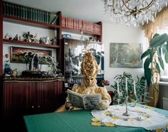 Just the Two of Us: Portraits of Cosplay Enthusiasts in their Homes by Klaus Pichler portraits performance art cosplay Austria