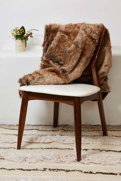Fur the Love Faux Fur Throw |
