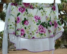 This lady has excellent tips on cleaning vintage linens.  Check it out!