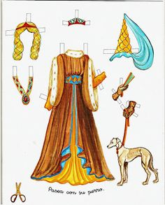 Kathleen Taylor's Dakota Dreams: Thursday Tab- A Spanish Version of Sleeping Beauty