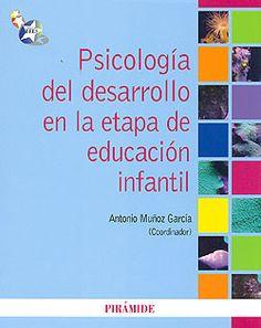 Psicología del desarrollo en la etapa de educación infantil. Pirámide