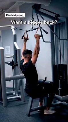 Gym Back Workout, Back Workout Routine, Gym Workouts For Men, Band Workout, Gym Workout Videos, Weight Training Workouts, Gym Workout For Beginners, Fitness Goals, Fitness Tips