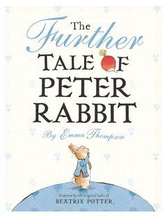 Кролик Питер Further Tale of Peter Rabbit Эмма Томпсон