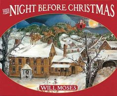 Will Moses Night Before Christmas