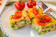 Wow your family with your latest, healthy breakfast creation, consider this tasty, slow cooker omelette recipe.