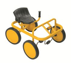 The MyRider® Moon Buggy is one of the favorite in the MyRider® series. It resembles a go-cart, but for small children! Angeles® offers top quality trike and scooters for your learning kids! Find more at www.noahsplay.com #trikes #scooters