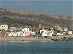 Lyme Regis - love this place