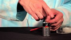 Learn how to make the Do-It-Yourself Electromagnet and Picker-Upper from Nick & Tesla with Science Bob! Science Books, Science Education, Bob, Activities, Videos, Bob Cuts, Video Clip