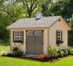29 Best amish sheds images in 2019 | Shed storage, Shed kits, Shed Plans