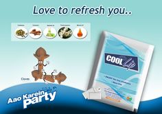 Discover the Real Freshness with #coollip  #coollipmouthfreshner