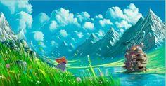 Beautiful scene
