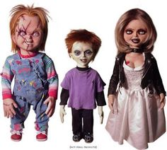 Chucky Doll, Living Dead Dolls, Voodoo Dolls and More Ugly Dolls for a Halloween Scare Chucky Halloween, Family Halloween Costumes, Diy Costumes, Costume Ideas, Happy Halloween, Halloween Ideas, Couple Costumes, Halloween 2017, Halloween Crafts
