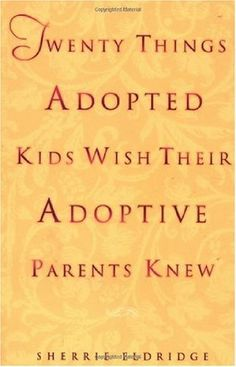 Great insight into adoption!