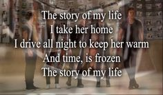 1D Story Of My Life Lyrics