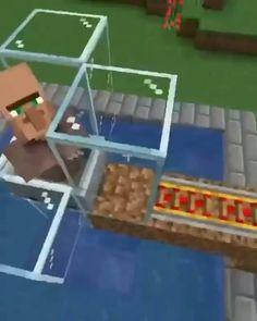 Video Minecraft, Minecraft Farm, Minecraft Cottage, Easy Minecraft Houses, Minecraft Banners, Minecraft House Tutorials, Minecraft Plans, Minecraft House Designs, Amazing Minecraft