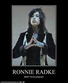 Ronnie Radke Falling in Reverse