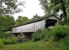 COVERED BRIDGES IN INDIANA | Covered Bridges of Montgomery County, Indiana - Travel Photos by Galen ...