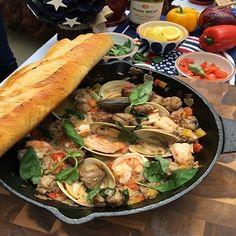 CPPSC ::: Chef Capon's Premio Sausage and Clams