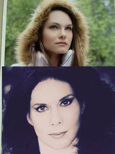 Bond Gideon known for her roles as Jill Foster and Young & Restless and Lt Claire Reid on Operation Petticoat . On top is Tory Taranova Bonds daughter also an actress as well as singer songwriter musician