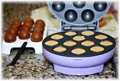 Pinay In Texas Cooking Corner: Chocolate and Mocha Cake pops