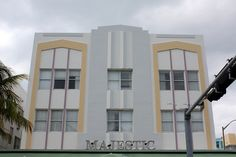 Majestic Hotel, 660 Ocean Drive, South Beach.