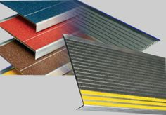 Find a full line of Stair Treads at Koffler Sales.  Shop for vinyl, rubber, and metal stair treads for indoor or outdoor use increase safety by preventing slips. Easy to install! We carry Roppe and Johnsonite in many different styles and hundreds of colors.
